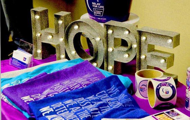WEB HOPE sign